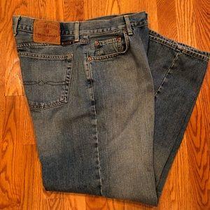 Men's Vintage Lucky Brand Jeans by Gene Montesano